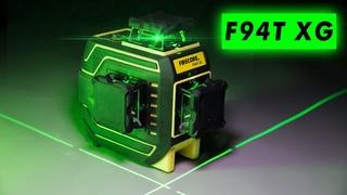 НОВЫЙ ХИТ 2021! Лазерный Уровень с Алиэкспесс FIRECORE F94T XG с ANTI-SHOCK БОЛЬШОЙ ОБЗОР