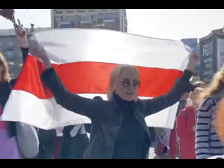 В Минске проходит Блестящий марш