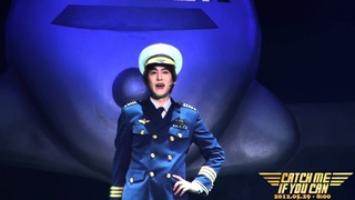 [HD fancam] 120529 Catch Me If You Can 8PM Curtain Call (Kyuhyun's final performance)