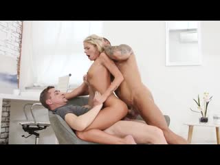 Claudia Macc - Times 2 - Anal Sex DP Threesome Hardcore Blonde Natural Tits Lingerie Big Dick Cock Shaved Pussy Cum, Porn, Порно