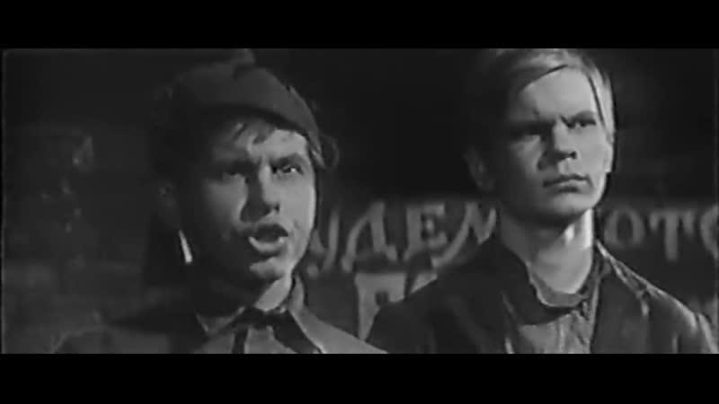 Бей барабан 1962 детский реж Алексей Салтыков HD 1080