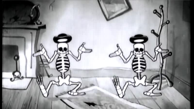 НЕЙДЖИ EASY Mickey Mouse The Haunted House 1929
