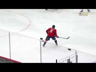 Alex Ovechkin scores goal #728 in NHL, 4 more to pass Marcel Dionn)
