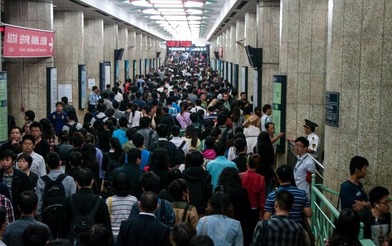 Самые загруженные станции метро в мире, изображение №6