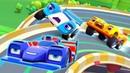 Машинки Супер Ралли - Мультики для детей все серии подряд