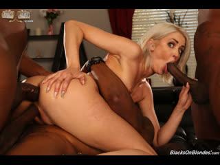 Zoe Sparx - GangBang Big Black Cock () 2020 г., GangBang, DP, Anal, ATM, 3 On 1, IR, Blonde, Petite, Sex Toys