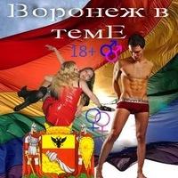 Логотип  Воронеж - в Теме (Закрытая группа)