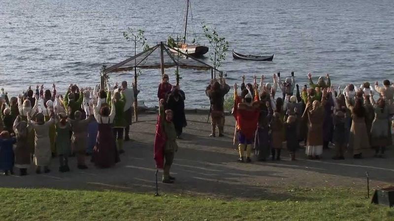 Vi hælse æsan (frå Håkon og Kark 2011, Korsvikaspillet)