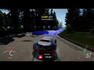 Forza Horizon 4 - Fortune Island is Rainbow Road
