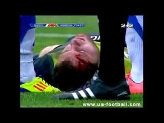 some of the hardest football fouls