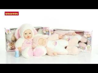 "Куклы OLY для сна  ""Моя заинька"" ТМ Бондибон"