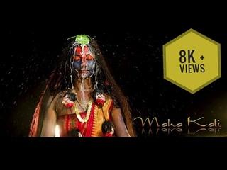 MAHAKALI STOTRAM || DANCE COVER || PURNATA MOHANTY