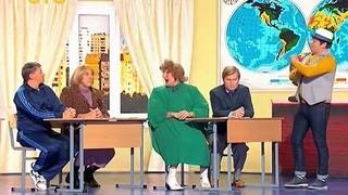 Лев-Борода-Толстой и Годзилла! (Отрывок из телешоу: Уральские Пельмени).