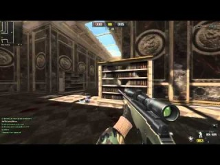 ★ Project Blackout ➚ Challenge 12: 1vs8+Credits only+Bomb match ► BALLY