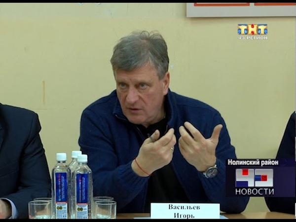 22 01 2018 тнт 43 регион Строительство школы в Нолинске