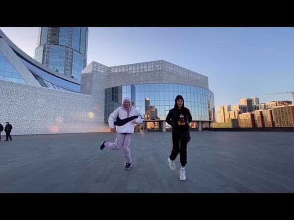 A Boogie Wit Da Hoodie Swervin feat 6ix9ine Dance jeny miki