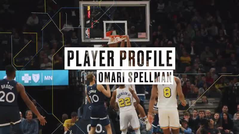 Warriors Player Profile Omari Spellman
