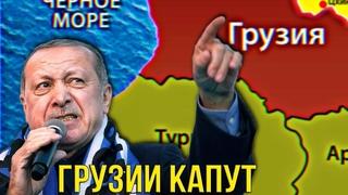 Прицел Эрдогана на Грузии: Турция сколачивает кавказский мини-блок