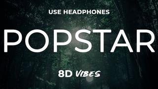 DJ Khaled ft. Drake - POPSTAR (8D AUDIO) 🎧