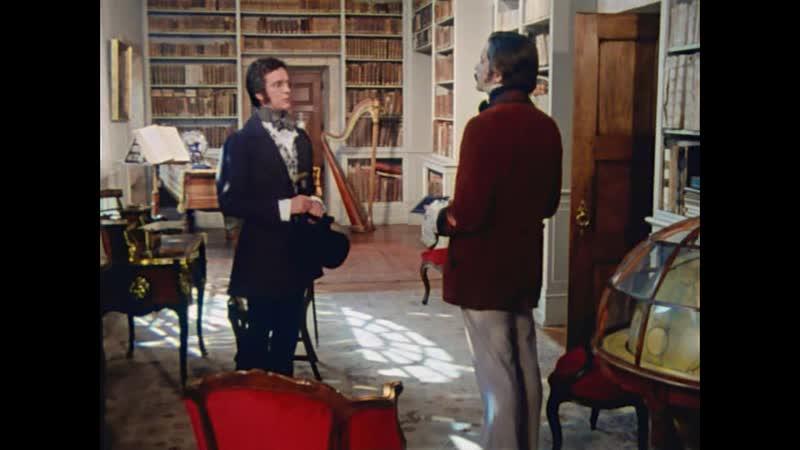 Граф Монте Кристо мини сериал серия 2 Le comte de Monte Cristo 1979 режиссер Дени де Ла Пательер