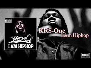 KRS-One - I Am Hiphop (Full Album) (2020)