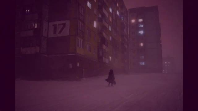 Белая ночь декабря · coub коуб