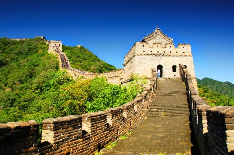 Интересные факты о Великой Китайской стене., изображение №4