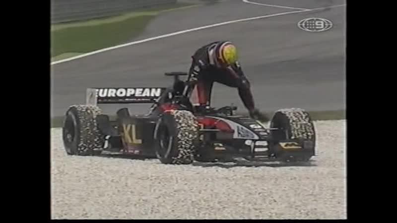 Round 02 - Malaysian GP 2002 (Sepang)