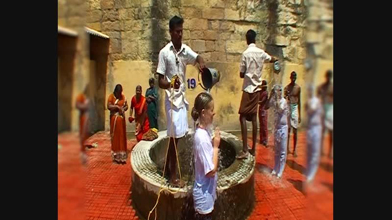 Вторая жемчужина СУТР ИНДИИ городок РАМЕШВАРАМ на острове ПАМБАН