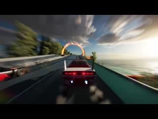 Forza Horizon 3 Hot Wheels - Barrel roll