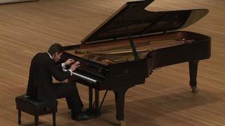 Bach-Rachmaninov Prelude, Gavotte & Gigue from violin Partita No. 3