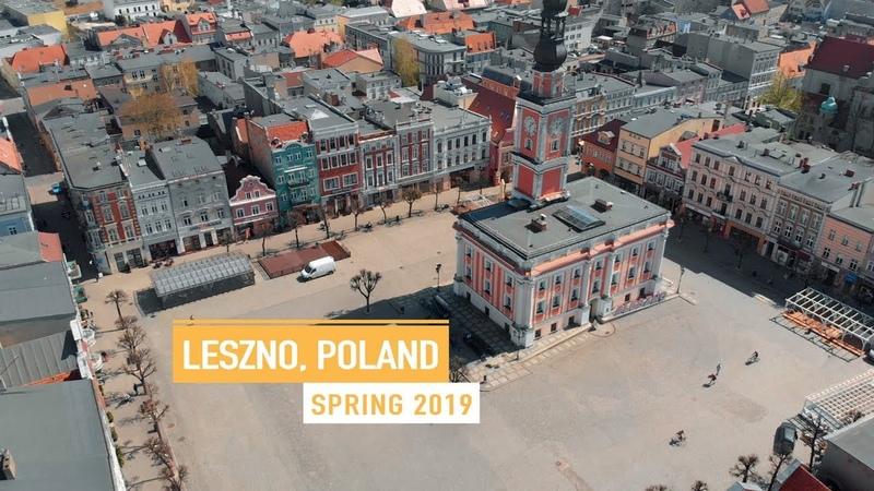 Leszno Poland 🇵🇱 Drone Apr 2019 Bonus Content
