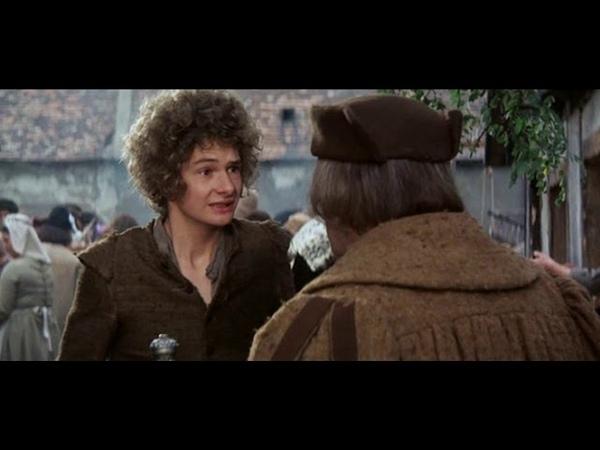 Принц и нищий США 1977 костюмная комедия Оливер Рид Рэкел Уэлч Марк Лестер советский дубляж