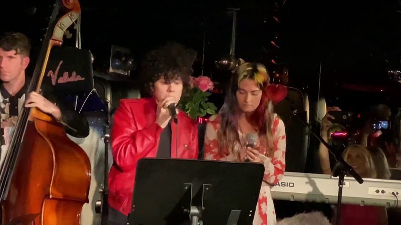 LP Lauren Ruth Ward cover of Under Pressure by Queen at Hollywood Standard Desert Nights Music