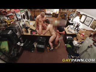[GayPawn] GP13118 He Sells His Tight Ass For Cash Alex Adams