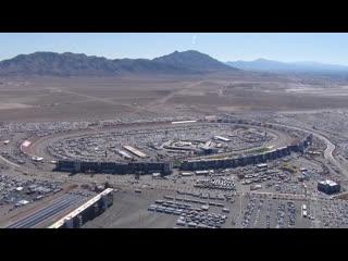 Chopper Camera - Las Vegas - Round 02 - 2020 NASCAR Cup Series