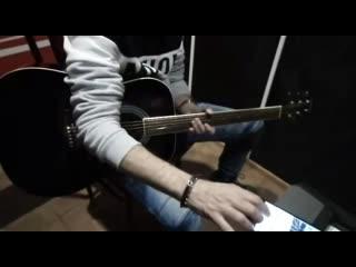 Nico albanese сессионный музыкант (на работе, ремикс фламенко )