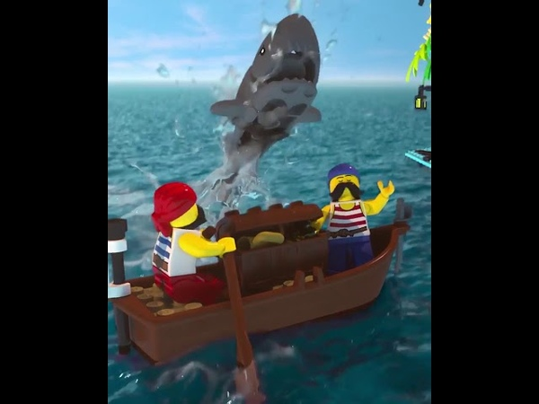 LEGO 21322 LAND IN SIGHT And we have found a LEGO Ideas treasure @2TTOYS LEGO PLAYMOBIL COBI