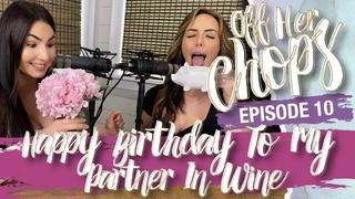 #video@kayroyce   Happy Birthday to my Partner in Wine