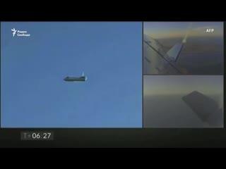 Прототип ракеты SpaceX для полётов на Марс и Луну взорвался при посадке