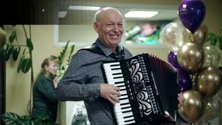 Аккордеонист Николай Засидкевич (Донецкий) г.Казань.