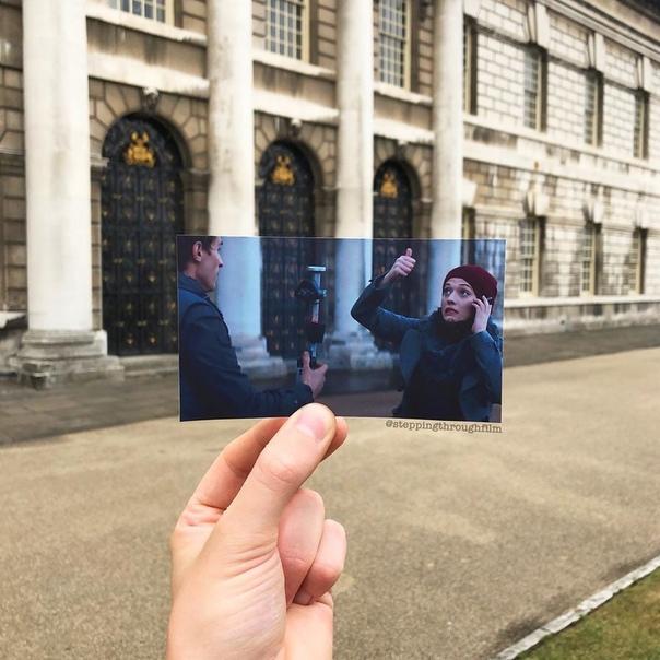 «Тор: Царство тьмы» в реальных локациях на фотографиях Томаса Дьюка