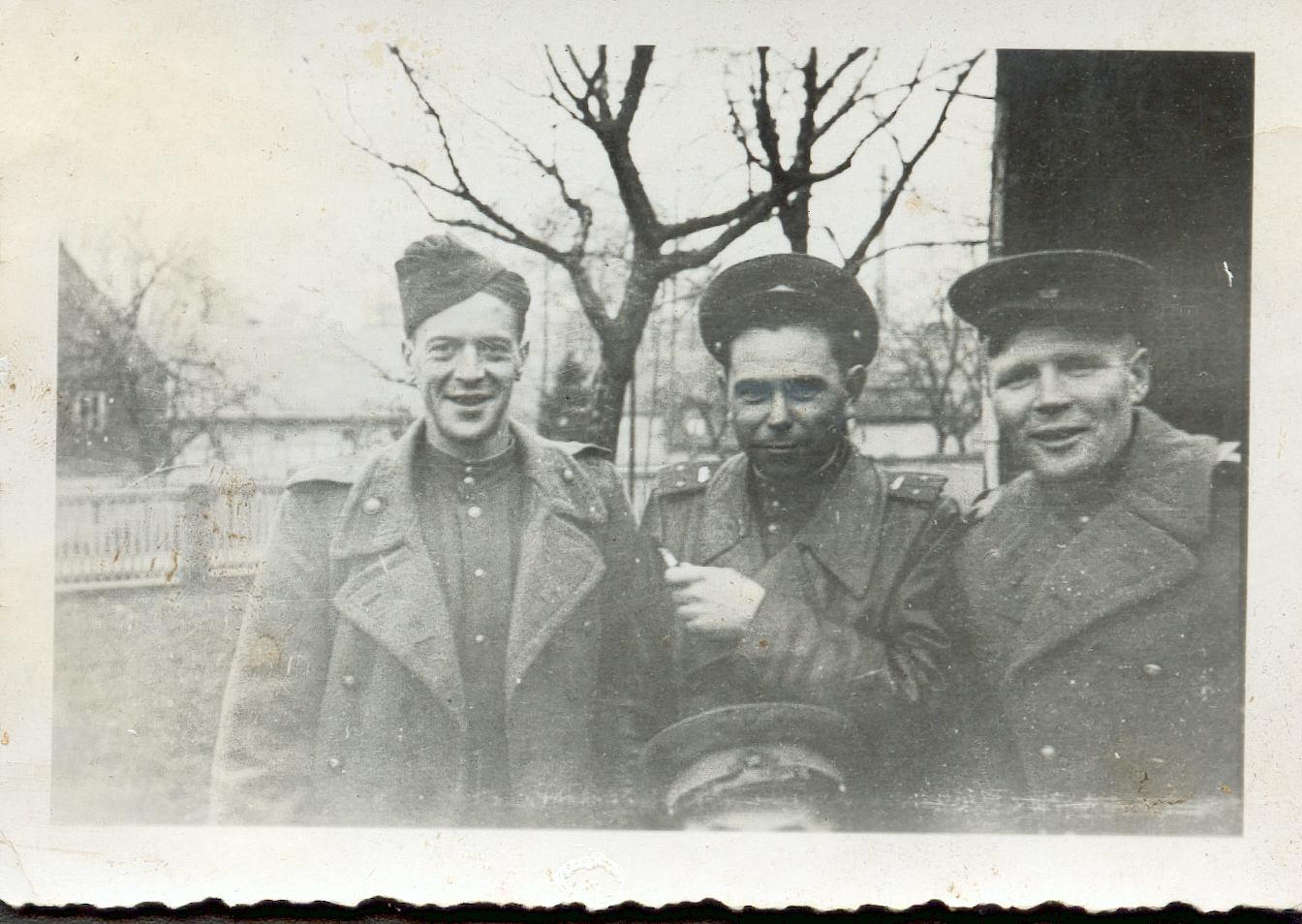 Германия 1945 год