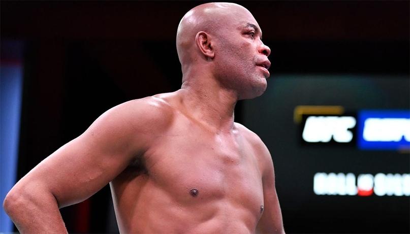 ⚡Андерсон Сильва официально уволен из UFC