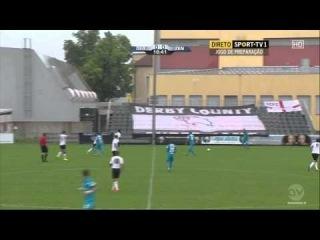 FC Zenit Saint Petersburg Vs Derby County 2-0 FULL MATCH 1st Half | Friendly  HD