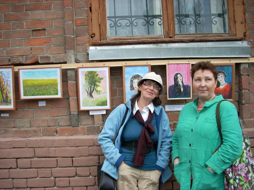 Выставка «Аллея художников 2». 2011 г.