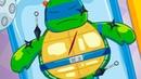 ЧЕРЕПАШКИ НИНДЗЯ в Больнице 1 Доктор Кид спасает мутанта черепаху Ninja Turtles на крутилкины