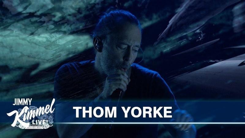 Thom Yorke: Tomorrow's Modern Boxes - Traffic