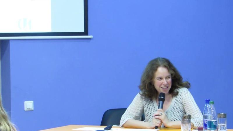 Встреча с Еленой Тополевой О трендах в НКО секторе