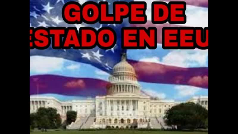 COUPUP REPORT TO TRUMP INFORME GOLPE DE ESTADO A TRUMP